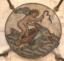 Mosaic emblem