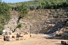 Theatre in Stratonicea