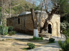 House of the Virgin Mary in Ephesus