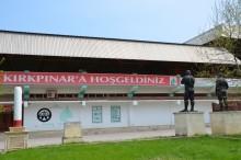 Kırkpınar Stadium in Edirne