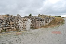 King's Gate in Hattusa
