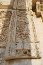 Library of Celsus - a decorative fragment