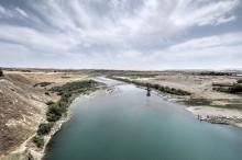 View from Malabadi Bridge