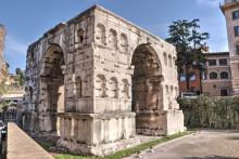 Łuk Janusa w Rzymie