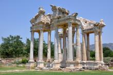 Brama Monumentalna w Afrodyzji