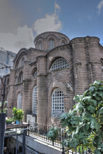 Kościół Myrelaion - Meczet Bodrum w Stambule