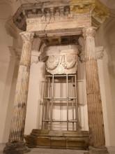 Octagon fragments, Ephesos Museum, Vienna
