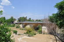 Roman bridge in Silifke