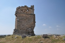 Saint Thecla - Basilica Church erected by Zeno the Isaurian, Silifke, Mersin ProvinceSaint Thecla - Basilica Church erected by Zeno the Isaurian, Silifke, Mersin Province