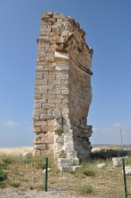Saint Thecla - Basilica Church erected by Zeno the Isaurian, Silifke, Mersin Province