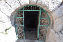 Saint Thecla - the entrance to the Underground Church, Silifke, Mersin Province