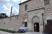 Saray Baths in Edirne
