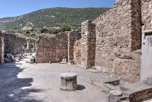 Scholastica Baths in Ephesus