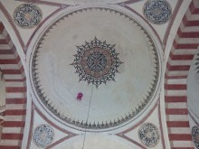 Selimiye Mosque in Edirne - the detail
