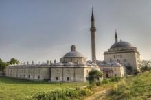 Sultan Bayezid II Mosque Complex in Edirne