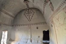 Symmetrical Church (Aynalı Kilise) in Göreme
