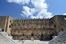 Theatre in Aspendos