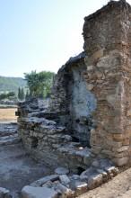 Turkish baths in Stratonicea