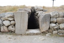 Yerkapı in Hattusa
