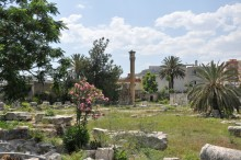 Zeus Temple in Silifke