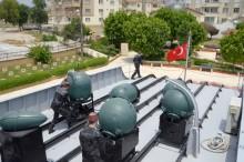 Minelayer Nusret in Tarsus Çanakkale Park