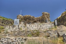 Şavşat Castle - Chapel