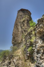 Şavşat Castle - Tower