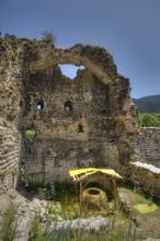 Şavşat Castle - Mansion of a Bey