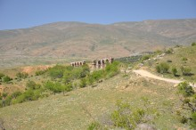 Aqueduct in Antioch of Pisidia