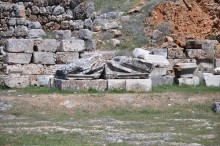 Augustus Temple in Antioch of Pisidia