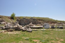 Propylon in Antioch of Pisidia