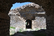 Roman baths (?) in Antioch of Pisidia