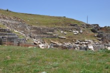 Theatre in Antioch of Pisidia