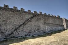 Ardahan Fortress - Walls