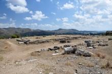 Temple in Aspendos