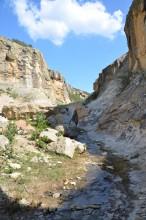 Ayazini, a hiking trail to Avdalez Castle