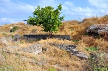Early Hellenistic tower in Daskyleion