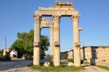 Monumental Gate in Diocaesarea