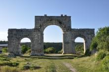 Northern Gate in Diocaesarea