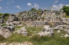 Nymphaeum in Diocaesarea