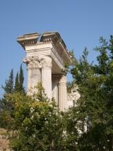 Hadrian's Gate in Ephesus