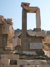 Memmius Monument in Ephesus