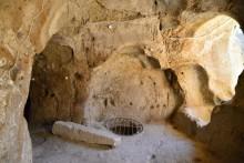 Gaziemir underground city, Cappadocia