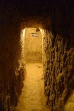Prison in Gaziemir, Cappadocia