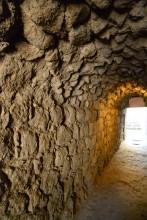 Corbelled vault from the Hittite period, Gaziemir in Cappadocia