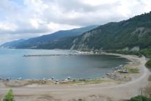 Ginolu harbor