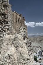 Hoşap Castle - Southern Walls
