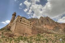 Doğubayazıt Castle and the 16th century mosque