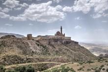 Ishak Pasha Palace - general view