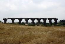 Issus, the Roman aqueduct
